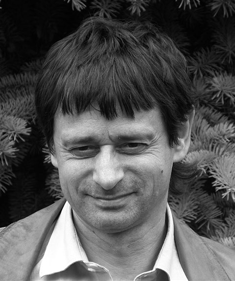 Präsidium BDMU e.V. - Vizepräsident Ralf Czajkowski