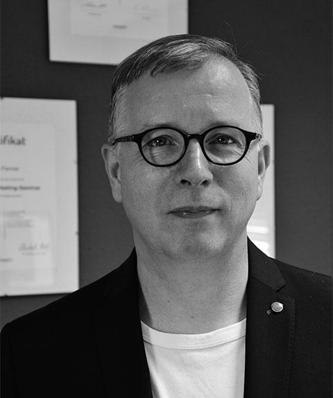 Präsidium BDMU e.V. - Vizepräsident Uwe Fenner